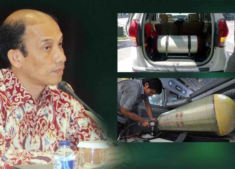 Pemerintah Dorong Penggunaan Gas untuk Tiga Sektor