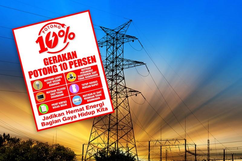 Pemerintah Gencarkan Efisiensi Energi