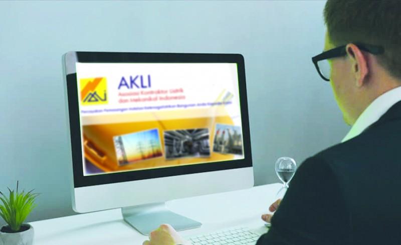 Permudah Akses, AKLI Terapkan Sistem Online