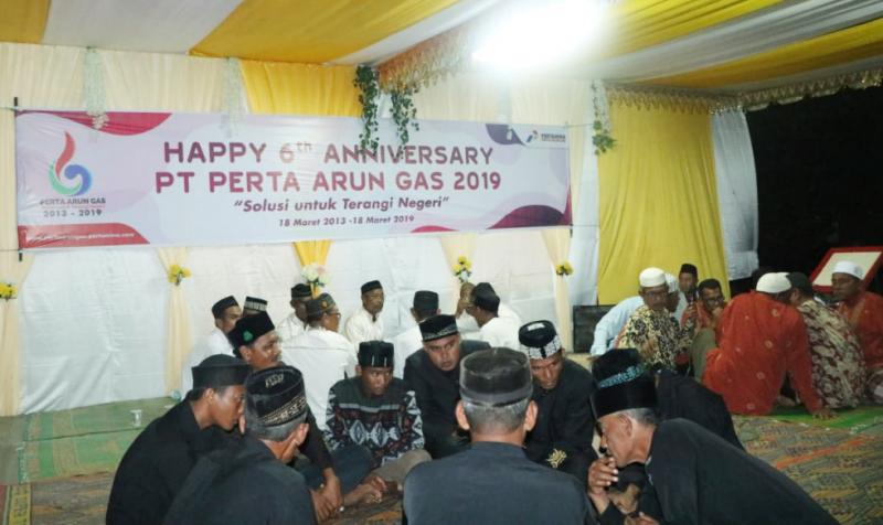 Perta Arun Gas Lestarikan Budaya Aceh