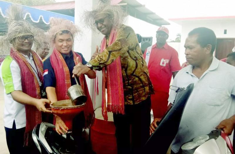 Pertamina MOR VIII Jamin Pasokan BBM Satu Harga di Maluku dan Papua