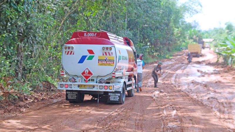 Pertamina Realisasikan Titik Ke-7 BBM Satu Harga di Kalimantan Utara
