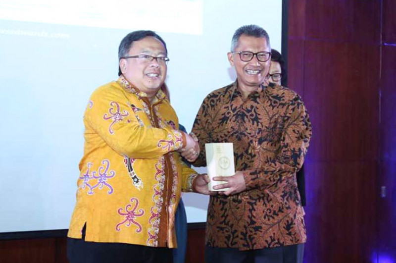 Pertamina Sabet Tiga Gelar dalam Sustainable Business Awards 2018