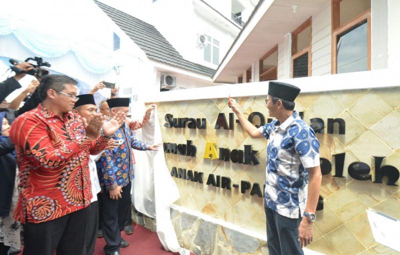 PLN Bantu Bangun Surau Al Quran di Padang