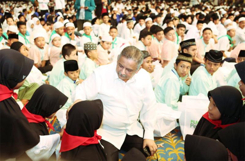 PLN Berbagi Kebahagiaan Bersama Anak Yatim dan Dhuafa Se-Indonesia
