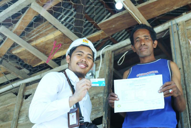 PLN: Desa-Desa di NTB Sudah Berlistrik 100 Persen
