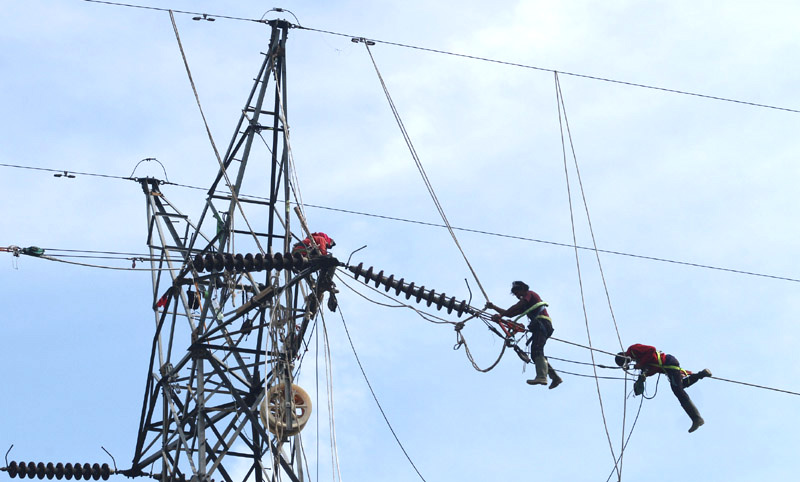 PLN Disuntik US$ 1,62 Miliar Untuk Proyek 35.000 MW