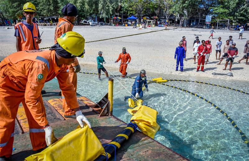PLN Gunakan Kabel Laut Dukung Pariwisata Tiga Gili