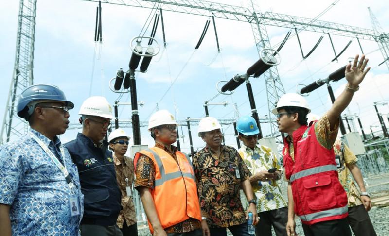 PLN Perkuat Sistem Kelistrikan Jakarta dan Banten