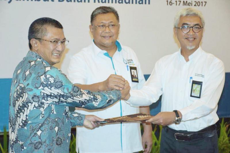 PLN Perkuat Sistem Kelistrikan Kalimantan Gunakan EBT