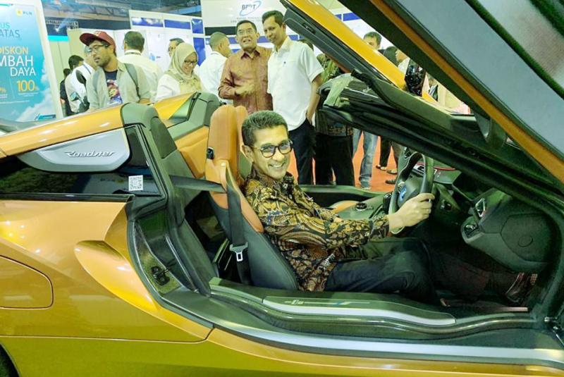 PLN Ready to Spark E-Prix Jakarta 2020