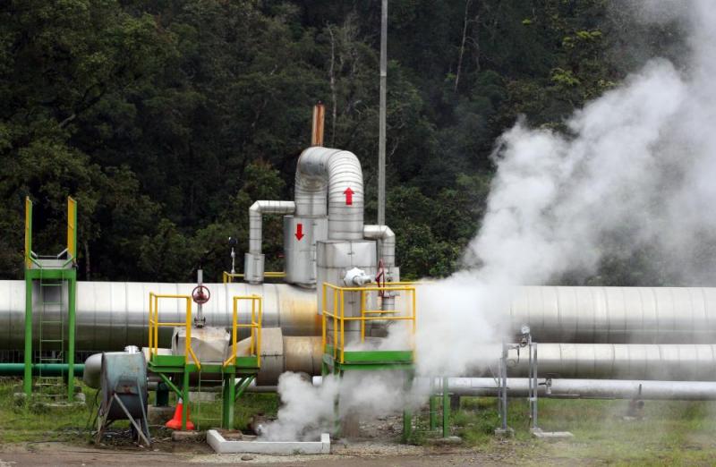 PLTP Unit Patuha: Optimalisasi Gas Removal System