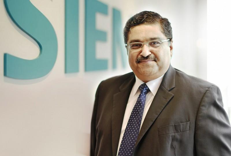 Prakash Chandran Jadi CEO Baru Siemens Indonesia