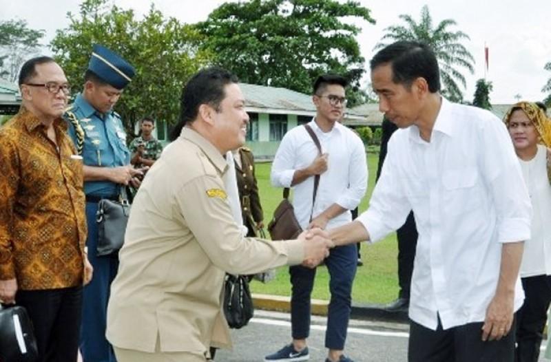 Presiden Tekan Penggunaan BBM untuk Pembangkit Listrik