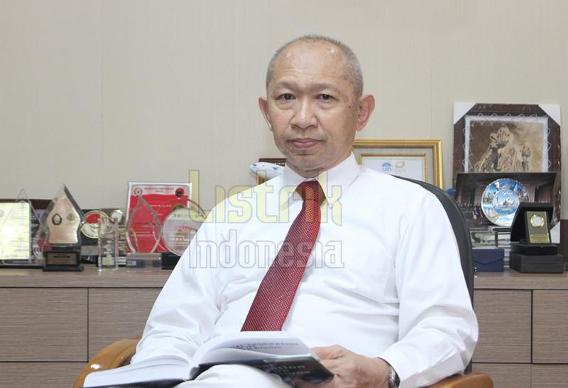 Profil Dewan Juri IBEA 2018: Dr. Ir. Tumiran, M.Eng