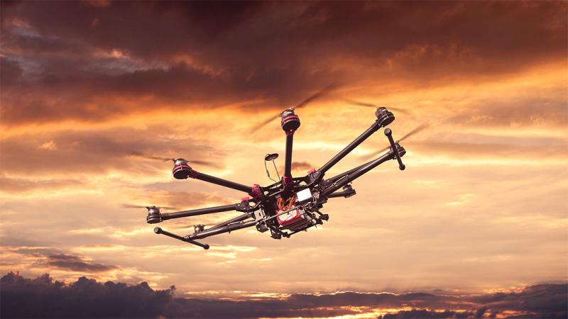 Wika Lakukan Pemetaan dengan Drone di Sungai Duri, Bengkayang