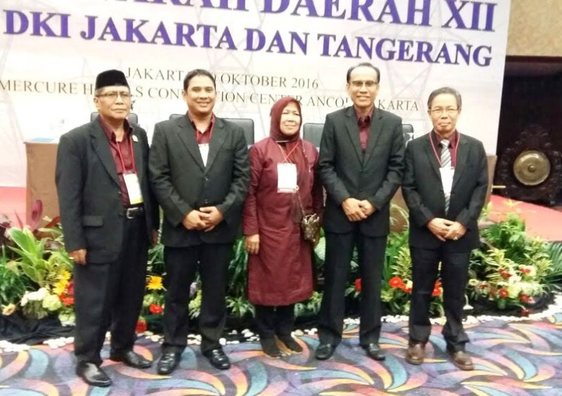 Puji Muhardi Kembali Terpilih Menjadi Ketum DPD AKLI Jakarta dan Tangerang