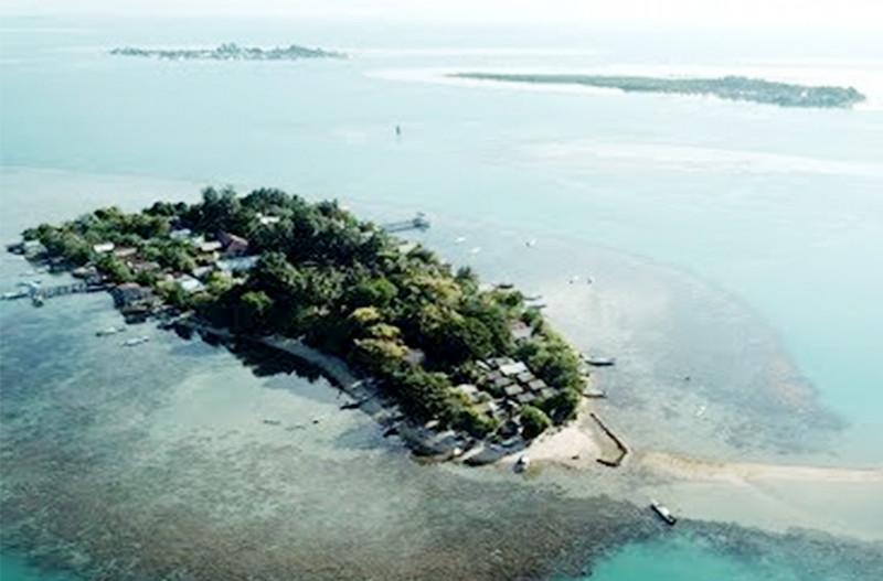 Pulau Saugi Kini Terang Terus