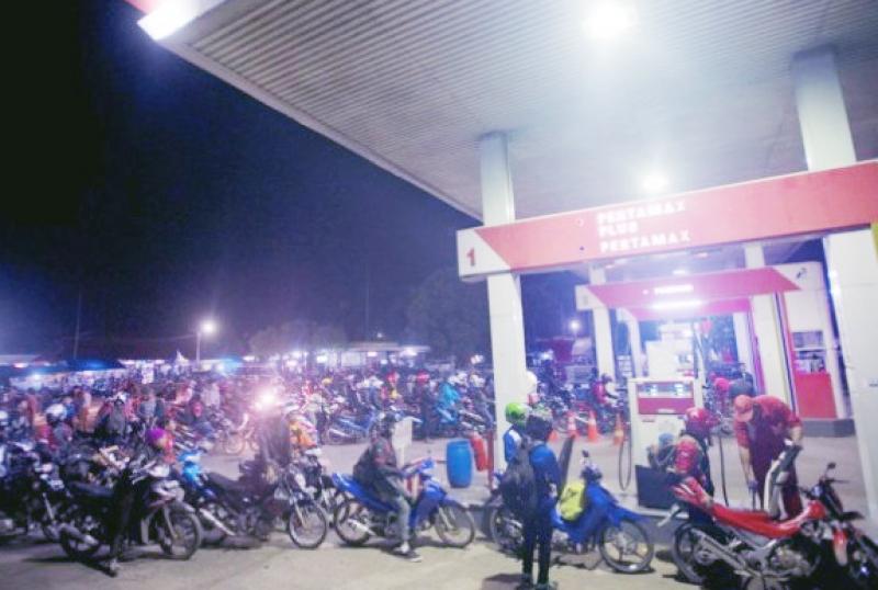 Puncak Arus Balik, Pertamina Siagakan 1.200 Lebih Layanan BBM di Jalur Trans Jawa dan Sumatera
