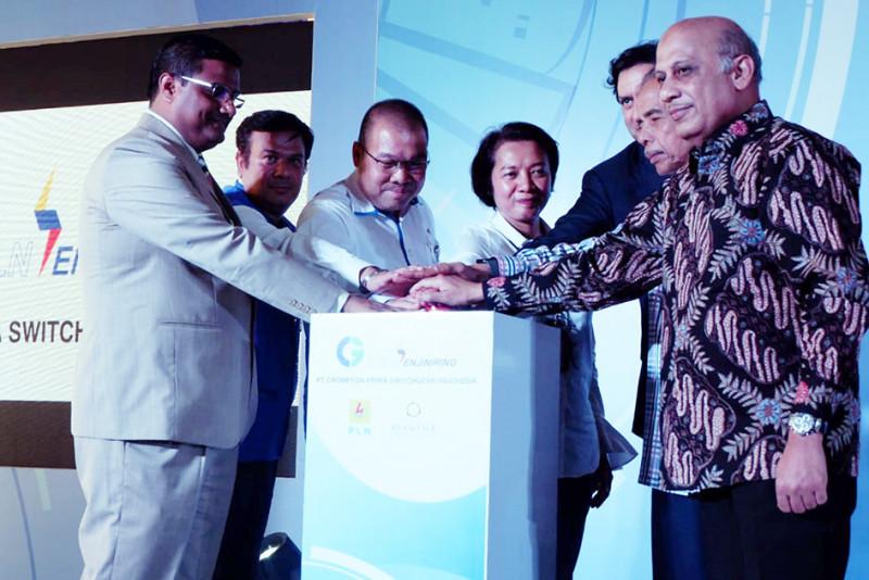Resmi, Pabrik Switchgear Pertama di Indonesia Beroperasi