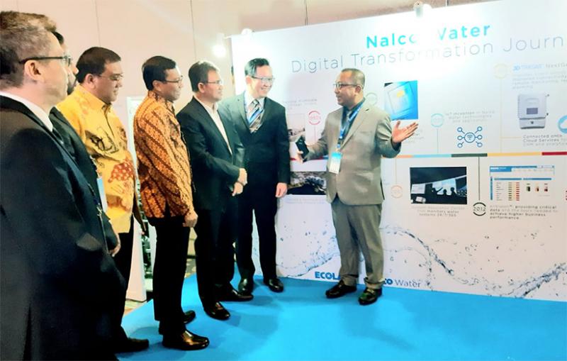 Sambut EraIndustri 4.0, Nalco Water Berbagi Wawasan dan Inovasi