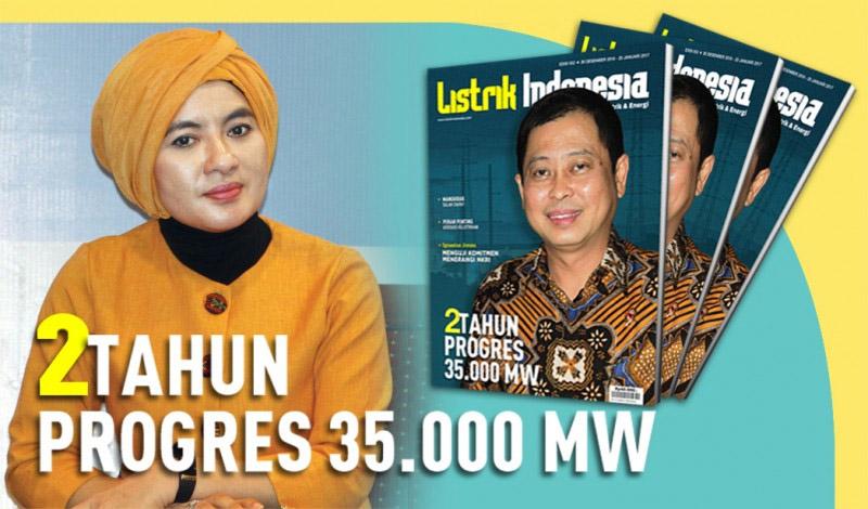 Segera Terbit...!!! Edisi Terbaru Majalah Listrik Indonesia