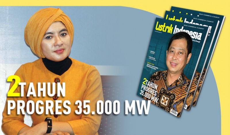 Segera Terbit...!!! Majalah Listrik Indonesia Edisi 54