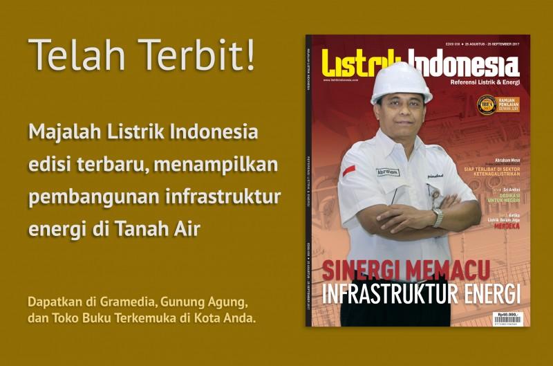 Telah Terbit!!! Majalah Listrik Indonesia Edisi 58