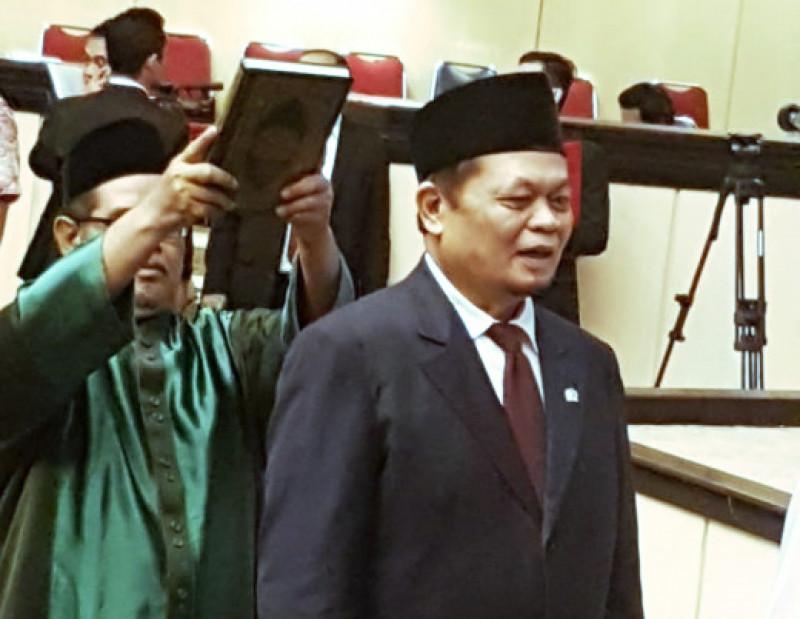 Selamat! Dewan Pakar Listrik Indonesia Dilantik Jadi Anggota DPD