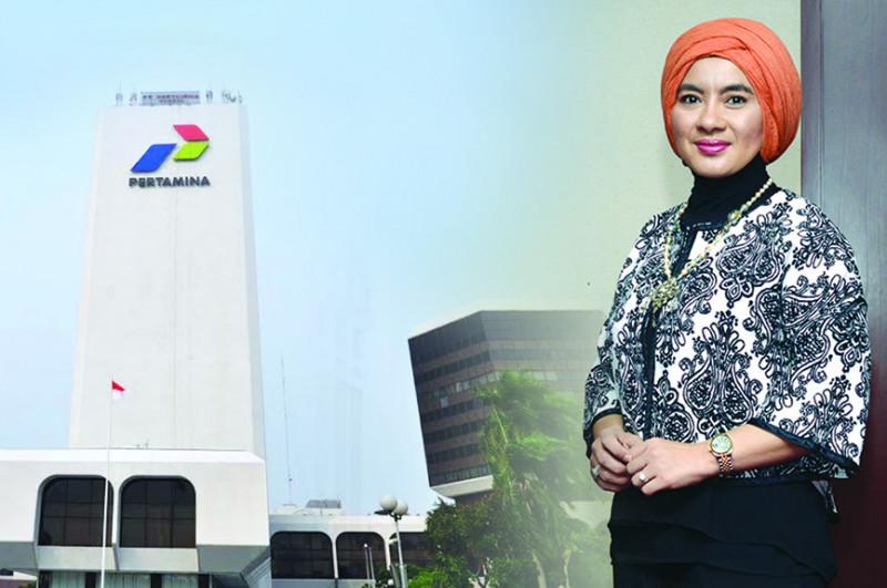 Selamat! Nicke Widyawati Jabat Plt Dirut Pertamina