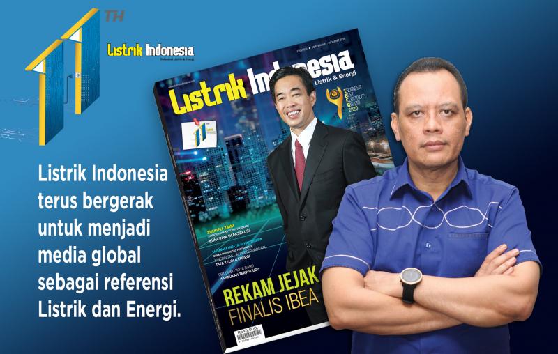 Semangat Baru 11 Tahun Listrik Indonesia