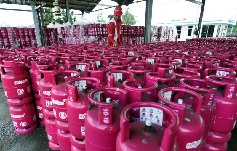 Sepekan Pertama Ramadhan, Konsumsi LPG 3 Kg Naik 10%
