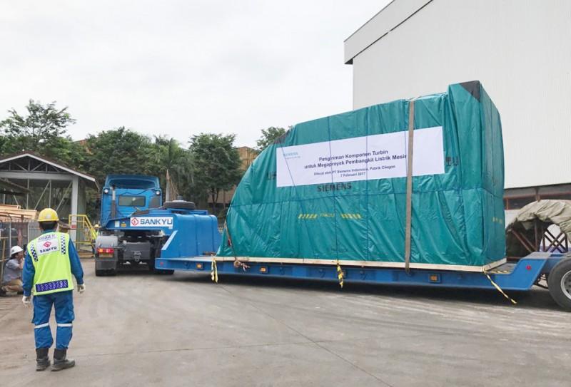 Siemens Indonesia Berpartisipasi di Megaproyek PLTGU Mesir