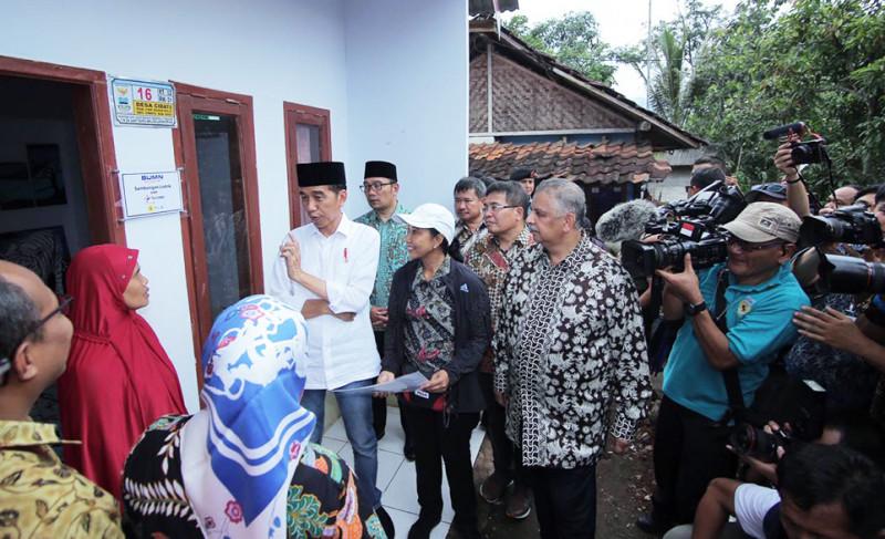 Sinergi BUMN Berhasil Sambung 100 Ribu Lebih Listrik Gratis Untuk Jawa Barat