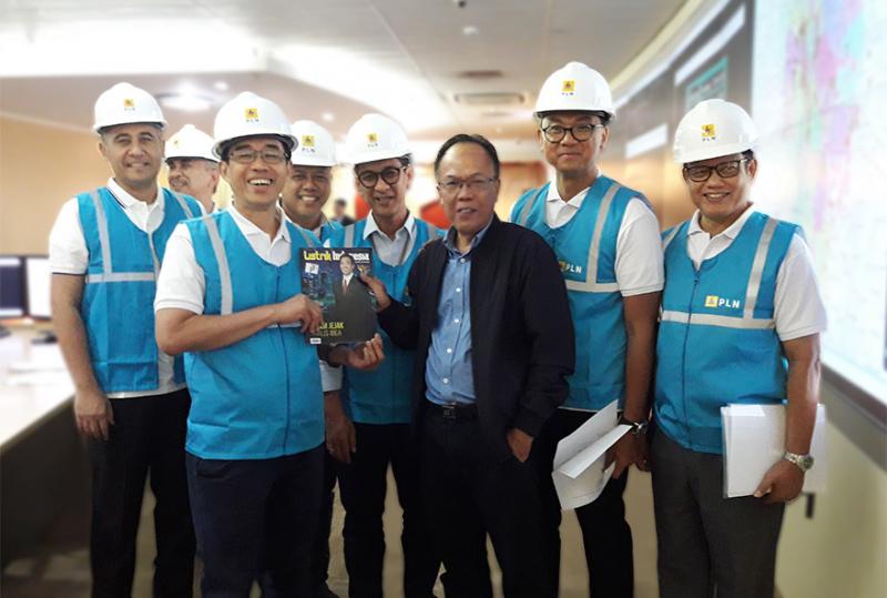 Sinergi PLN danListrik Indonesia