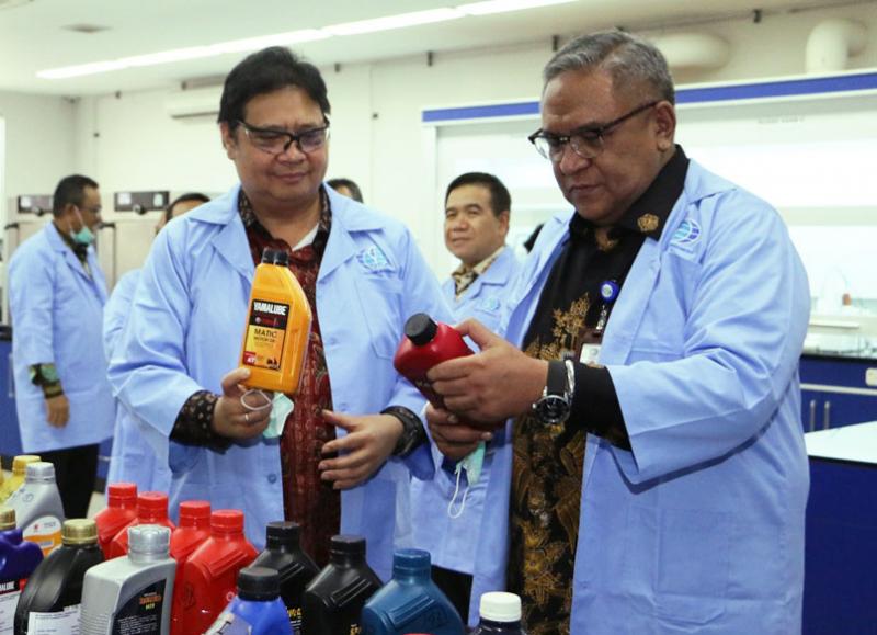 SNI Wajib Pelumas, Langkah Kemenperin Lindungi Produsen dan Konsumen