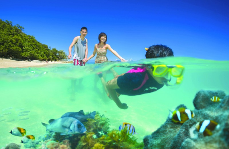 Snorkeling, Semudah Mengobrol