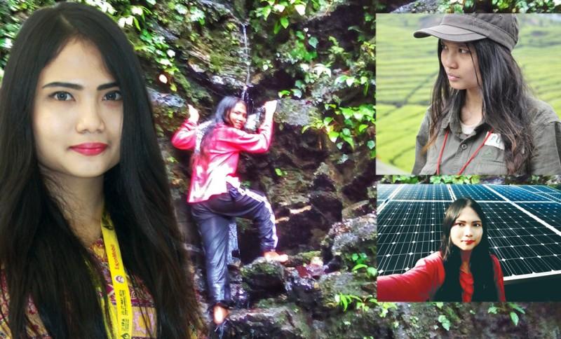 Sosok Patriot Energi: Putty Terpikat Pulau Terpencil
