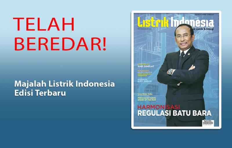 Sudah Beredar! Majalah Listrik Indonesia Terbaru Edisi 62