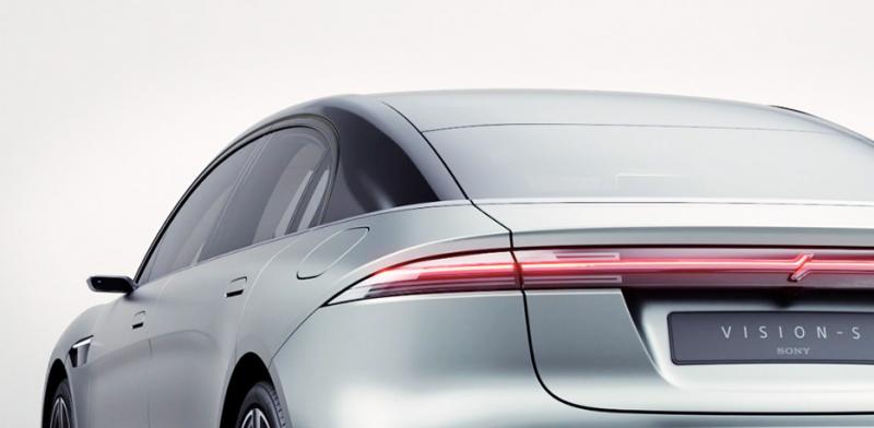 Tahun 2020 Sony Ciptakan Mobil Listrik
