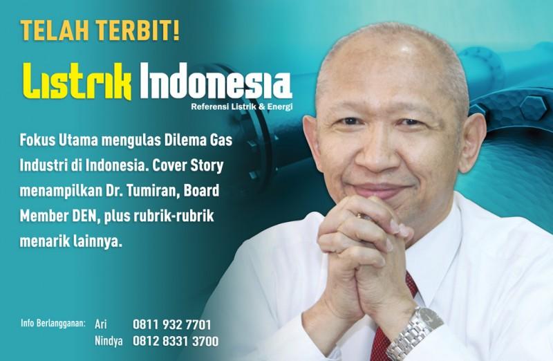 Telah Beredar! Dapatkan Segera Majalah Listrik Indonesia Terbaru!