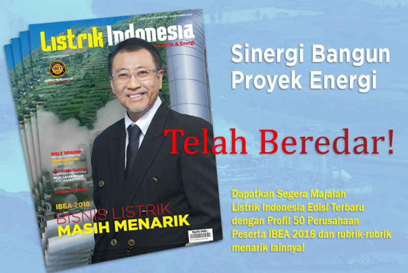 Telah Beredar! Majalah Listrik Indonesia Edisi Terbaru