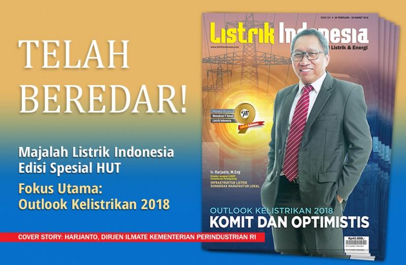 Telah Beredar! Majalah Listrik Indonesia Terbaru Edisi 61