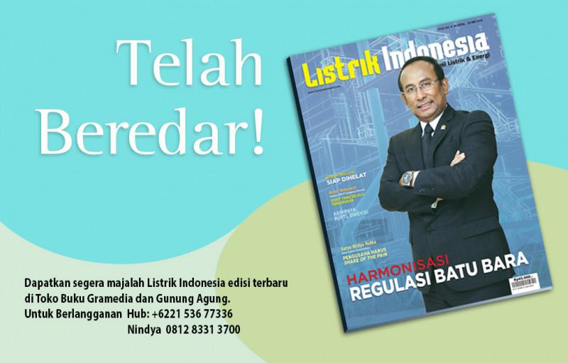 Telah Beredar! Majalah Terbaru Listrik Indonesia Edisi 62