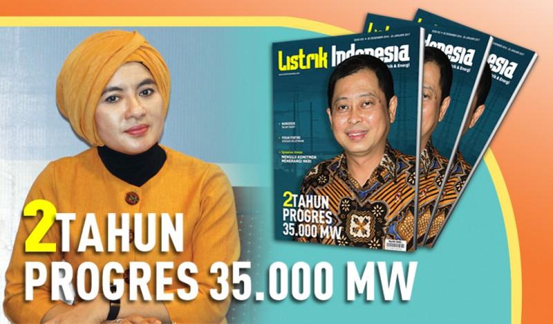Telah Terbit!!! Edisi Spesial Akhir Tahun Majalah Listrik Indonesia