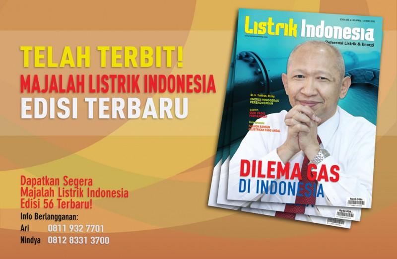 Telah Terbit! Majalah Listrik Indonesia Terbaru