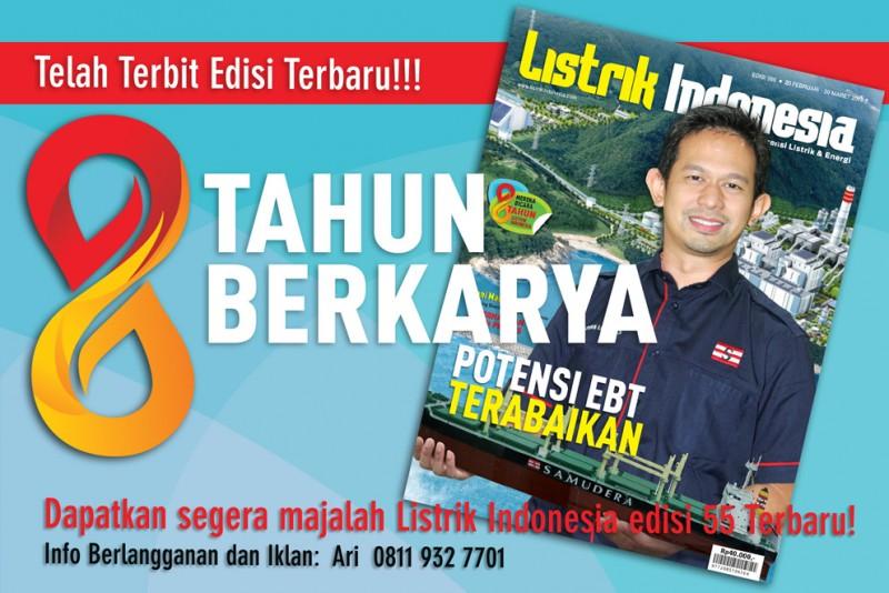 Telah Terbit! Majalah Terbaru Listrik Indonesia Spesial HUT