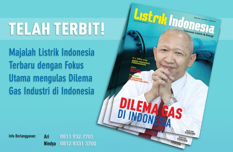 Telah Terbit! Segera Dapatkan Majalah Listrik Indonesia Terbaru!