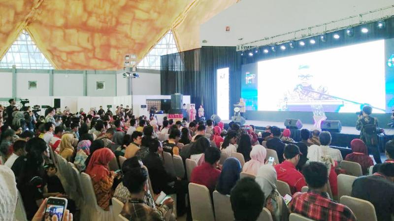 Telkom University Kembali Gelar Bandung ICT Expo 2019