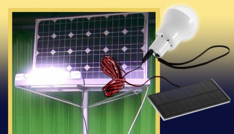 Terangi Sampai Pelosok, Pemerintah Bagikan Lampu Tenaga Surya